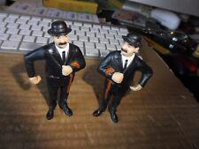 lot de 2 figurines dupont Tintin