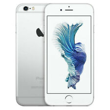 Apple iPhone 6s 16GB Verizon + GSM Unlocked 4G Smartphone AT&T T-Mobile Silver