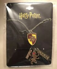 NEW HARRY POTTER GOLDEN SNITCH NECKLACE BNWT HOGWARTS PENDANT
