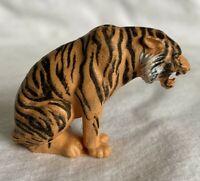Britains Ltd Tiger Figurine ~ Hard Plastic ~ Circa 1970's
