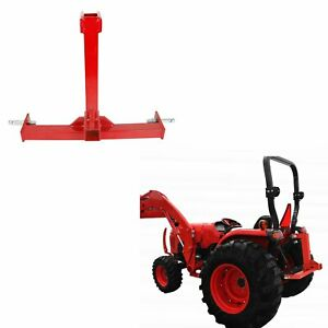 3 Point 1 Drawbar Tractor Attachment Standard Category trailer hitch receiver