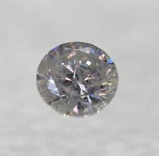 Natural Diamond Certified 0.50 Carat F SI3 Round Brilliant 5.15mm 3VG #120#