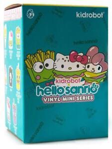 ONE BLIND BOX HELLO SANRIO VINYL MINI FIGURE SERIES BY KIDROBOT