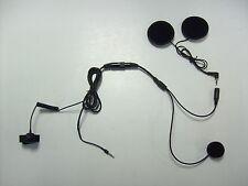 HELMET MICROPHONE SYSTEM FOR IPHONE SAMSUNG BLACKBERRY SONY BIKE SHS300i MOBILE