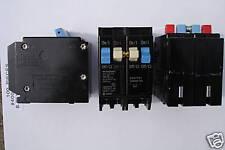 Westinghouse Cutler Hammer Bqc2252115 Bq Quad Circuit Breaker 25 amp w/ 2 15 amp