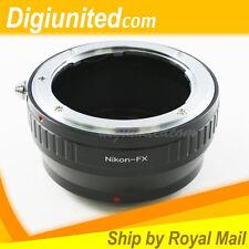 Nikon F Mount Nikkor AI Lens to Fujifilm Fuji X-Pro2 Pro Mount Adapter T1 E2 E1