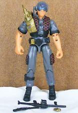 GI JOE Valor vs Venom Cobra Tele-Viper v4 2004 army builder Python Patrol colors