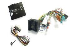Lenkrad Interface Can Bus Adapter Set VW EOS Touareg T5 Sony Radio