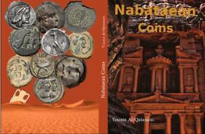 Book: Nabataean Coins 100 BC - 106 AD w/708 coin listings (2020 Edition)
