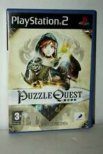PUZZLE QUEST CHALLENGE OF THE WARLORDS USATO SONY PS2 ED ITALIANA GD1 43151