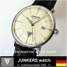 Free shipping JUNKERS BAUHAUS QUARTZ 6070-5QZ New Made in GERMANY