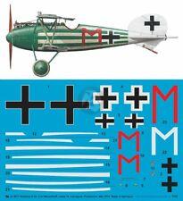 Peddinghaus 1/32 Albatros D.Va Markings Carl Menckhoff Jasta 72 France WWI 3877