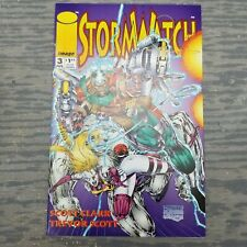 Stormwatch #3 Image Comics 1993 First Printing Signed 1x