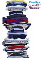 Boys Age 3-4 Years 10 Item Bundle. Used Mixed Clothing. FREE P&P.