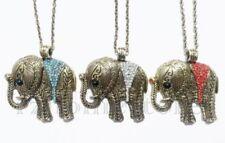 Crystal Rhinestone Crystal Costume Necklaces & Pendants