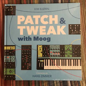 Parch And Tweak With Moog