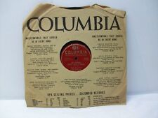 Jerry Wayne and The Dell Trio - 78 RPM - One Raindrop Doesn't Make A Shower &