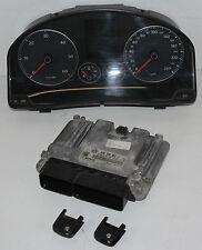 VW Golf V Jetta 1.9 TDI BLS 77kW Motorsteuergerät Kombiinstrument Wegfahrsperre