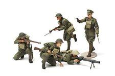 Tamiya 1 35 soldados primera Guerra Mundial British Infantería set arte 35339