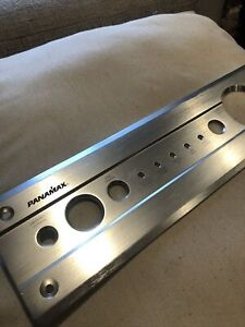 Panamax MAX 5500 Silver Front Panel Bezel BEZ5500-S