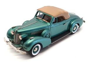 Brooklin Models 1/43 Scale BC016 - 1938 Buick Special Convertible Coupe M46-C