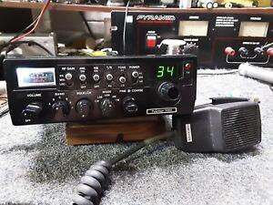 RARE Palomar SSB 5000 HAM RADIO  - TESTED PEAKED AND WORKING