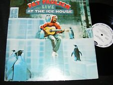 PAT PAULSEN White Label LP Comedy LIVE AT THE ICE HOUSE Mercury w Shadow BOOKLET
