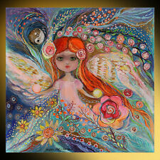 My little fairy Yang fantasy art Elena Kotliarker best gift for little girls