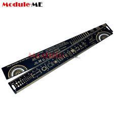 25cm 10 Inch Multifunctional PCB Ruler Measuring Tool Resistor Capacitor Chip