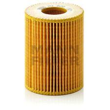 Mann Oil Filter Element Metal Free For Honda Civic 1.7 CTDI