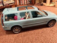Barbie Midge Happy Family Blue Volvo Station Wagon Van Car 2003 Mattel