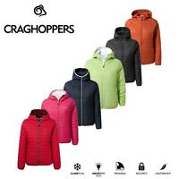 Craghoppers Women's Compresslite III Packaway Hooded insulated Jacket. RRP £70
