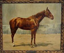 Originale künstlerische Malerein der Zeit im Realismus-Tiere