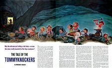Gyo Fujikawa Tale Of The Tommyknockers MARGARET CRAVEN 1961 Magazine Story