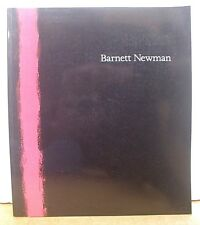 Barnett Newman by Ann Temkin & Richard Shiff 2002