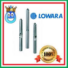 LOWARA ELETTROPOMPA POMPA SOMMERSA 4GS 07 M 0,75KW 230V