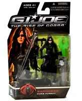 Hasbro GI Joe The Rise of Cobra Baroness Paris Pursuit Action Figure NIB d508