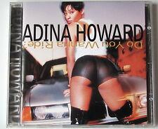 ADINA HOWARD...............DO YOU WANNA RIDE.........CD