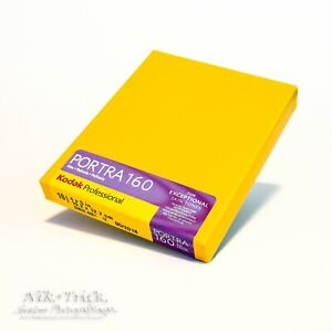 Kodak Portra Pro 160 Pro 4x5  ~ Fresh Stock from the EU Distributor Just Arrived