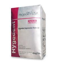 Hygedent Alginate Regular Set Mint Dust Free 1 Lb Bag