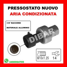 PRESSOSTATO ARIA CONDIZIONATA OPEL CORSA D 1.6 TURBO '06 KW141 CV192 Z16LER 1049