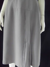 KAMIKO Womens Grey straight Skirt size 12 -BNWT