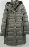 NWT Women's TAHARI, Hooded Puffer Coat. Size XS, $300