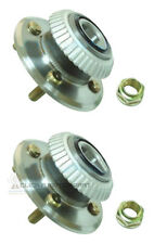 ROVER MG-ZR MG-ZS MGZR MGZS 160 180 25 45 REAR 2 WHEEL BEARING HUB ABS KITS NEW