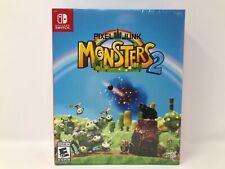 Pixel Junk Monsters 2 Collectors Edition Nintendo Switch