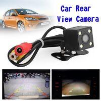 Car Backup Telecamera Rear View Reverse 170 Degrees 4 LED CCD Night View SP