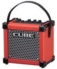 Roland Micro Cube GXR - Amplificatore per Chitarra Red