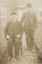 Chesham photo. Two Men by W.Butts, Chesham.