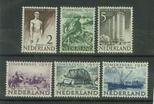 A692 Nederland 550/55 ongebruikt met plakker