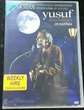 Cat Stevens -Yusuf Roadsinger (DVD, 2010) Region 4